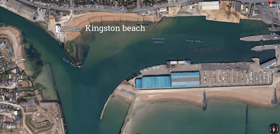 kingston beach